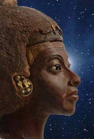 Original Queen.....Queen Tiye and the Universe