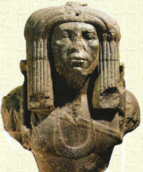 King Amenemhat III (Reign: c. 1860–1814 BC)
