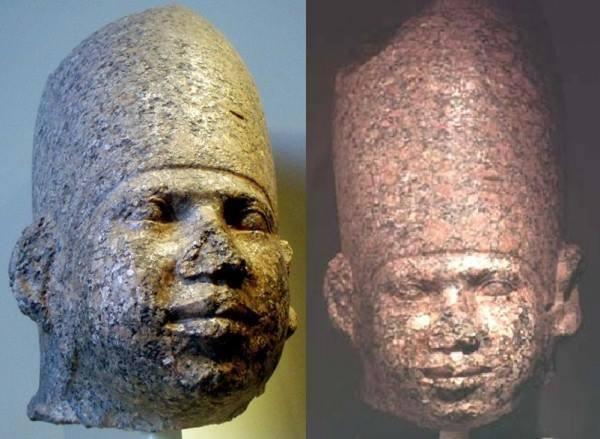 King Huni (Reign: ca. 2650 B.C. - 2632 B.C.)