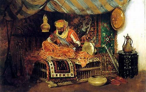 Ali Ibn Nafi.........