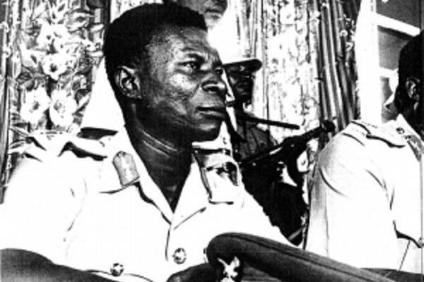 Emmanuel Kwasi Kotoka........