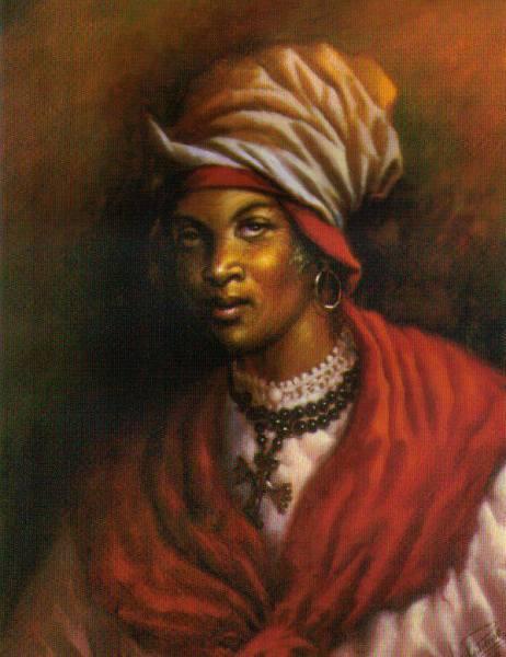Queen Cécile Fatiman