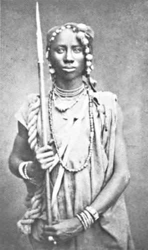 Dahomey Amazons....