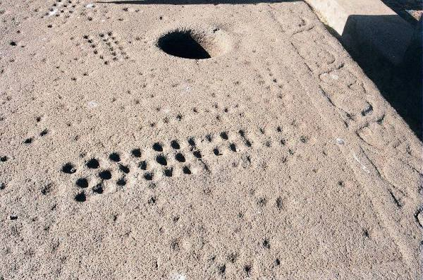 "Ancient Games: Gebet'a or ""Mancala"" Game (700 BC-present)"