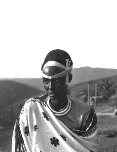 Queen Rosalie Gicanda