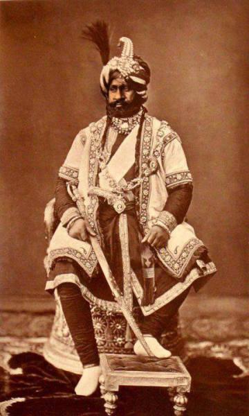 Early Maharajas.....