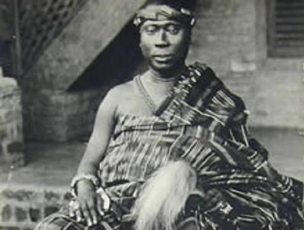 King Nana Prempeh I.....