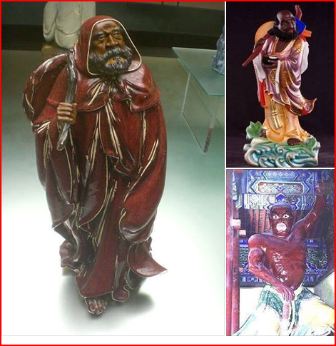King of Shaolin.......Bodhidharma The Father of Kung Fu