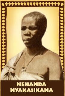 "Warrior ""Nehanda Charwe Nyakasikana"": Early Colonial Resistance in Zimbabwe & Southern Africa"