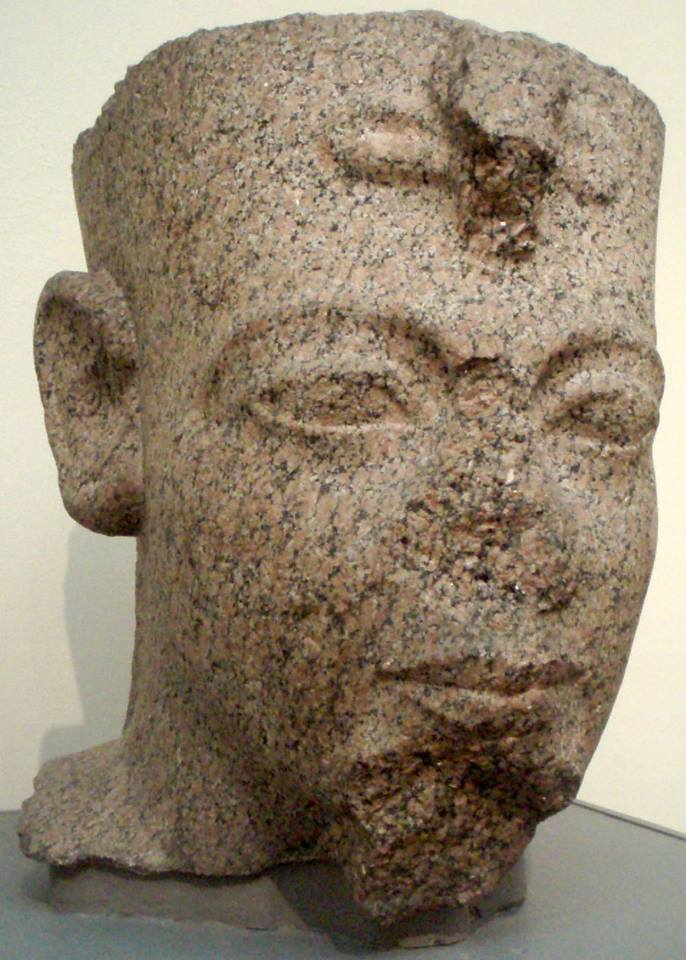 King Usimare Ramesses III.....