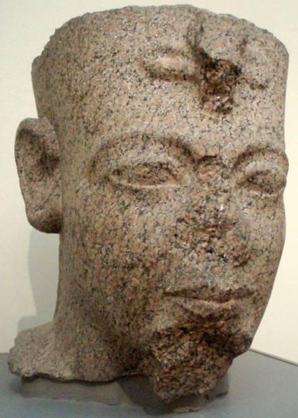 King Usimare Ramesses III.....