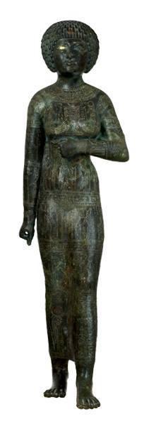 Priestess Takushit.