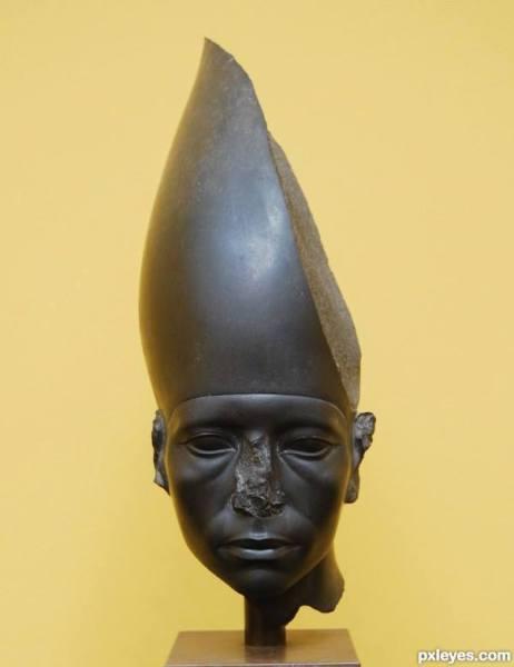 King Amenemhat III