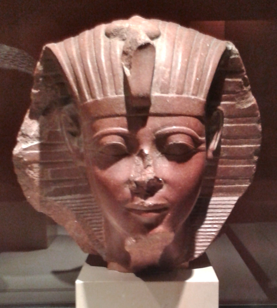 King Amenhotep II ......