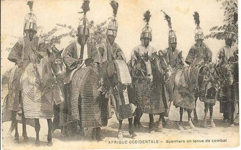 The Hausa Cavalry......