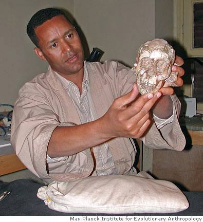 3.3-Million-Year-Old African Child