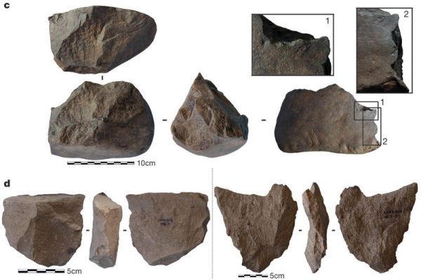 The World's Oldest Stone Tools....2.8 million years old in Kenya