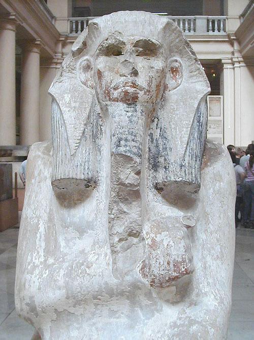Pharaoh (King) Djoser