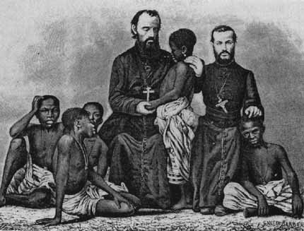 How did Christianity get to Africa? Is it  a Natural Religion of African's?