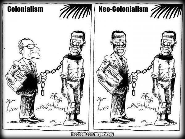 What is Neo Colonialism? And its Characteristics........