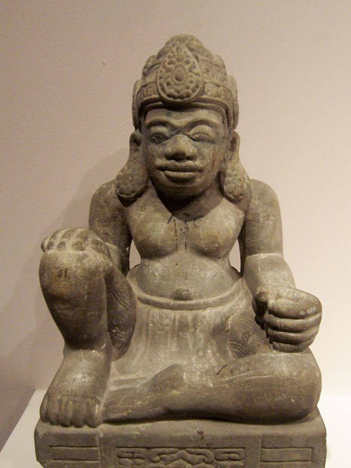 Buddha in the Cham.....What is the Cham?