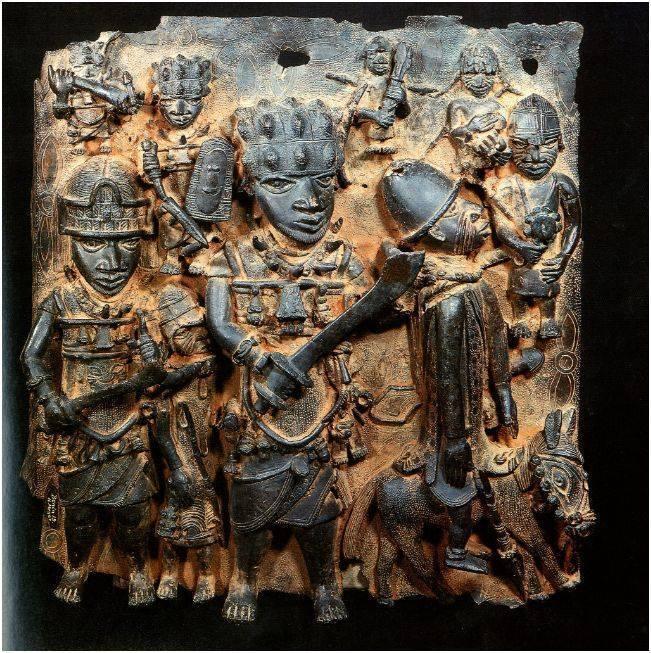 Benin Bronzes......