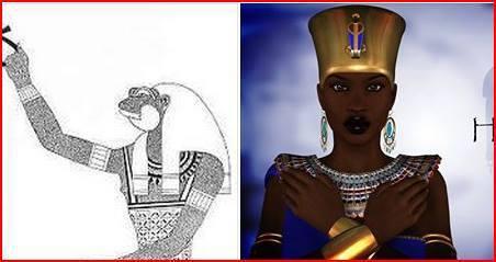 Queen Heket......
