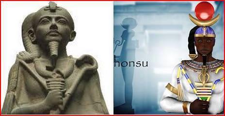 King Khonsu.....