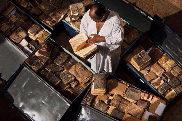 Where is Timbuktu? What is in the Ancient Texts of Timbuktu?