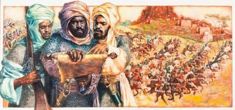 Shehu Usman dan Fodio.....