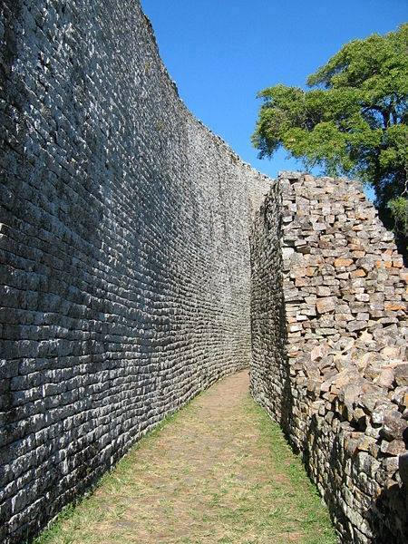 Great Zimbabwe.....