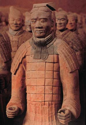 From Whom is the Great Wall of China?  The Mathematics of  Ch'in Shih Huang Ti