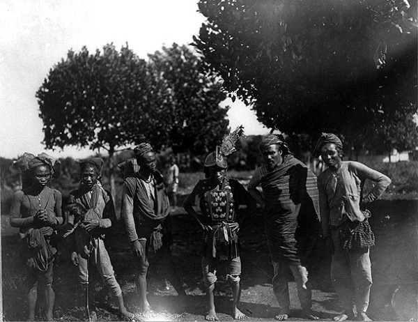 The Timawa Warriors.......
