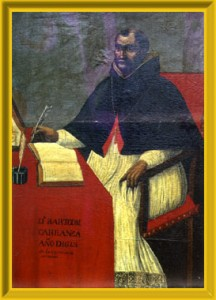 Bartolomé Carranza  Archbishop of Toledo and Primate of Spain......