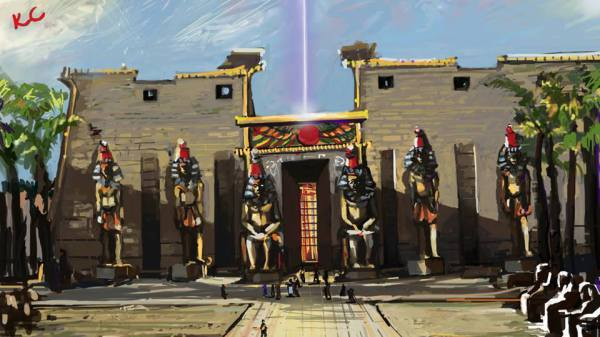 Kemet the Collegiate Universe.....Were did Greece Learn From? What did Actual Greeks say About it?