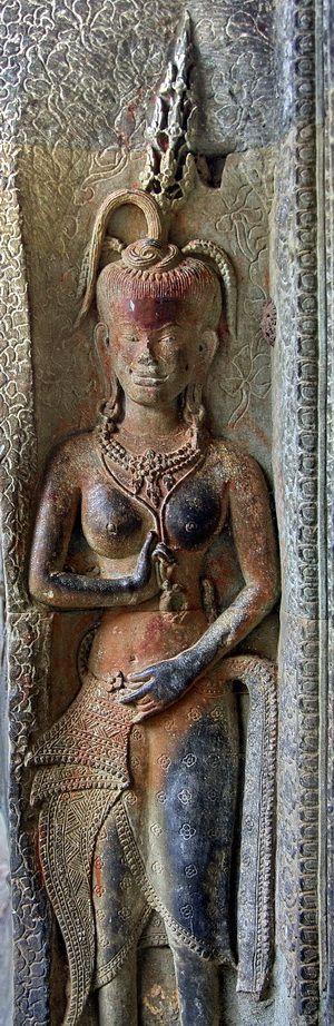 The Ancient Apsara........