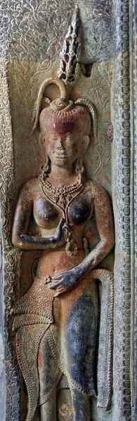 The Ancient Apsara........