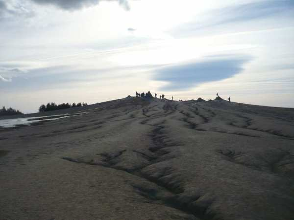 Romania, sightseeing, best places to visit in Romania, travel, Mud Volcanoes, Vulcanii Noroiosi