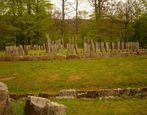 Romania, history, best places to visit in Romania, travel, Sarmizegetusa Regia