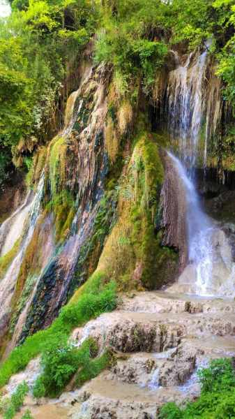 Romania, Amazing Waterfall, Clocota, sightseeing, best places to visit in Romania, travel