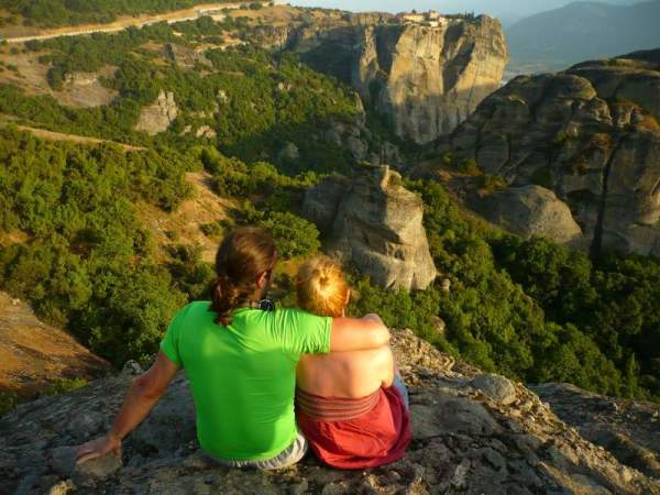 Best vacation destinations: Meteora, Greece