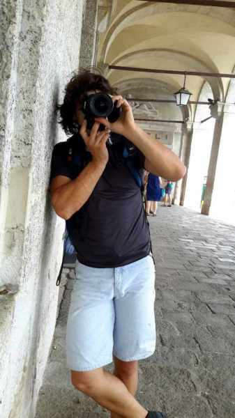Visiting Venice, Italy, Photographer