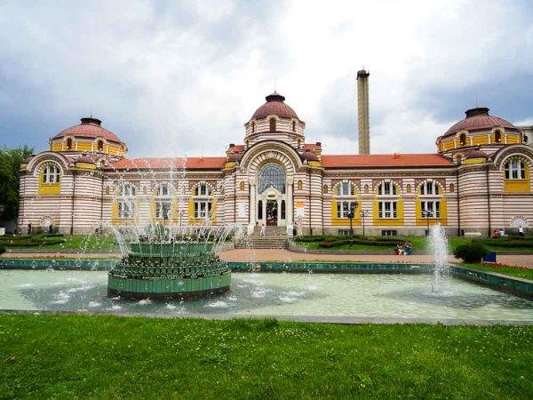 Quick Travel Guide to Sofia - Central Mineral Bath
