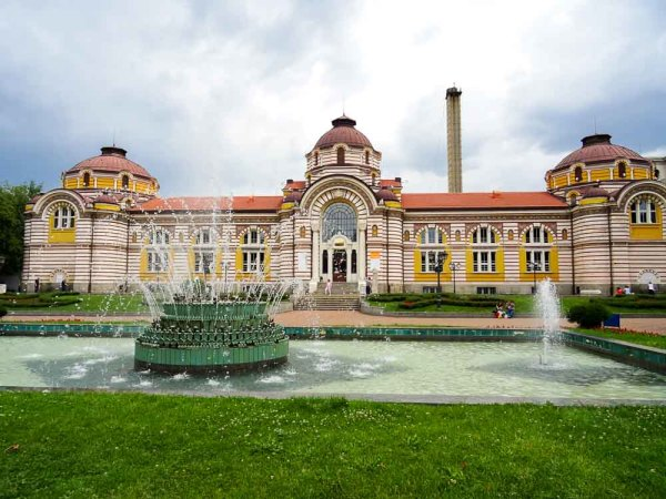Quick Travel Guide to Sofia - Central Mineral Bath