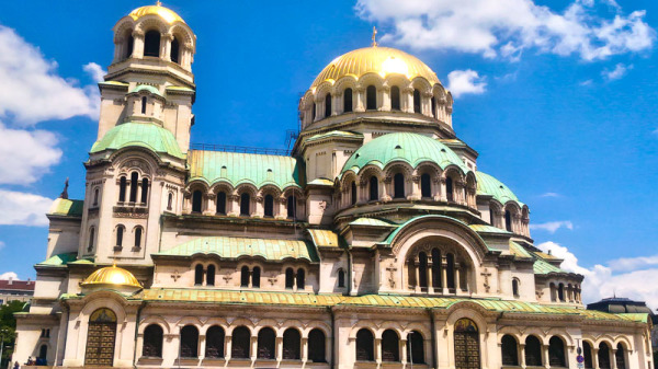 Quick Travel Guide to Sofia - Saint Alexandar Nevski Cathedral