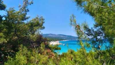 Portokali Beach, Sithonia