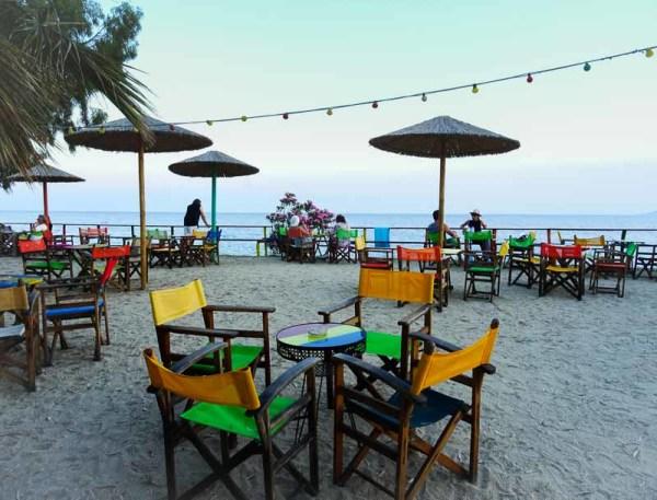 Ethnik Beach Bar - Tristinika Beach