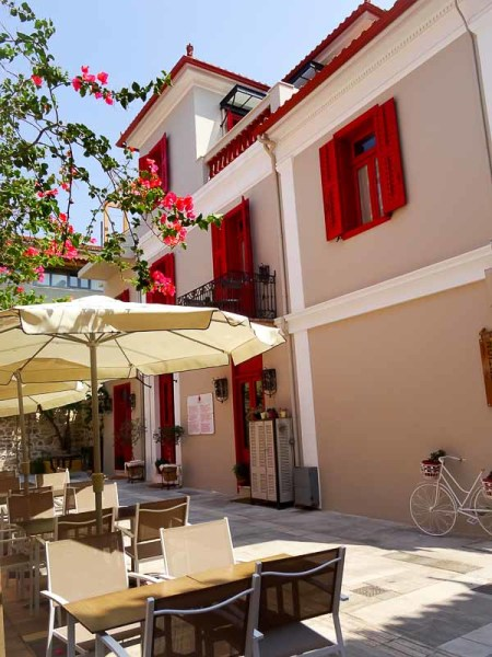 Greece's hidden gems - Nafplion