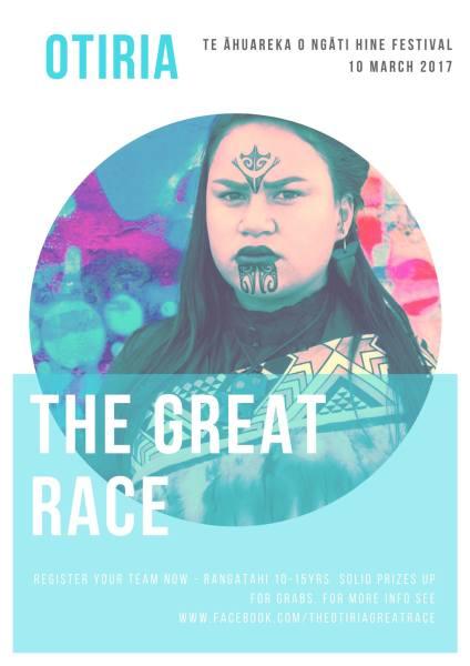 Project Profiles: The Otiria Great Race