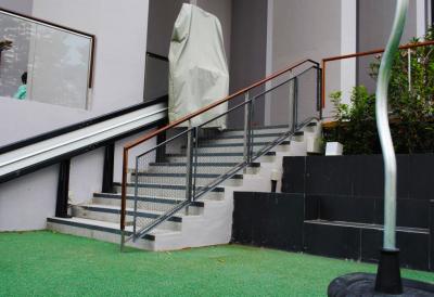 STAIRCASE RAILINGS @ ASCENTIA SKY CONDOMINIUM